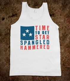 Perfect 4th of July shirt!