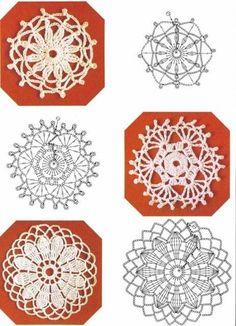Resultado de imagen para cuadros a crochet patrones