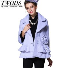 S- 5xl Elegant Fresh Pink Wool Peplum Coat Notched Lapel s Winter Jackets And Coats Casaco Feminino Tag a friend who would love this! http://www.artifashion.net/product/s-5xl-elegant-fresh-pink-wool-peplum-coat-notched-lapel-s-winter-jackets-and-coats-casaco-feminino/ #shop #beauty #Woman's fashion #Products