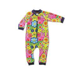 Baby bodysuit Flower Power, Solamigos SS13