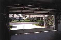 Garage Door Screen Panels | Eze-Breeze Do it yourself Porch Enclosures