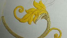La técnica del bordado con hilo de oro - Поиск в Google