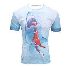 c7b032ab55b IYAEGE 2019 Men's Fashion 3D Animal Creative T-Shirt,frog 3d printed short  sleeve T Shirt