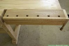woodworkers workbench vise - Google Search