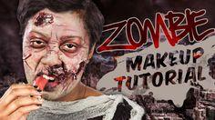 Zombie Makeup Tutorial | #WHCdoesSFX