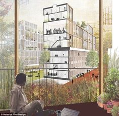Image result for section nature building