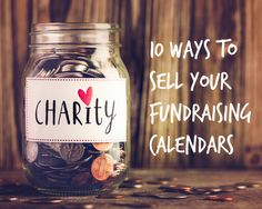 Tried & tested techniques for selling fundraising calendars in the run up to Christmas.  http://www.teamcalendars.co.uk/t/toptips