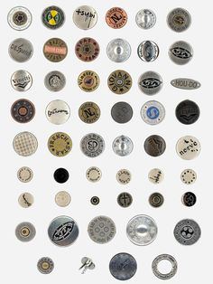 metal-buckles, Solid_brass_buckles, rivets-spikes, press-studs, covered-buttons-buckles, eyelets, d-rings, swivels, Jean-buttons, Logo-metal Sydney - Marishaccessories personalised metal fittings