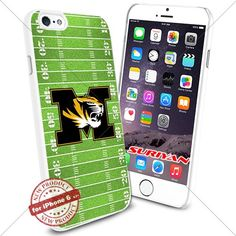 New iPhone 6 Case Missouri Tigers Logo NCAA #1331 White Smartphone Case Cover Collector TPU Rubber [Football Field] SURIYAN http://www.amazon.com/dp/B015CWLP0Y/ref=cm_sw_r_pi_dp_LoJxwb186SFBJ