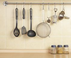 The most ingenious ways to add more storage to a small kitchen