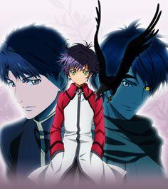 Hakkenden: Touhou Hakken Ibun #anime #manga