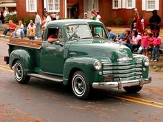 1953 chevy truck for sale | Yam Festival Parade - 1953 Chevy 3100 pickup truck…