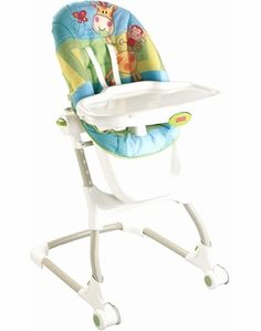 Fisher-Price Discover n' Grow EZ Clean High Chair