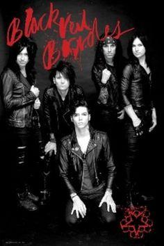 d81e117124925 Black Veil Brides - Blood and Black 24