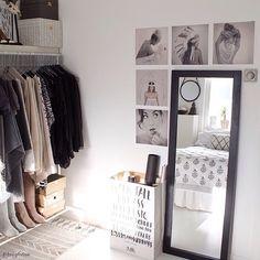 Hall- eller garderobsförvaring