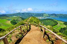 Portugal - Azoren - beliebte Wanderziele weltweit