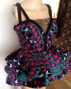 Ankara Tops Blouses, Ankara Peplum Tops, African Blouses, African Lace Dresses, Ankara Dress, Dress Skirt, African Fashion Ankara, African Print Fashion, African Wear