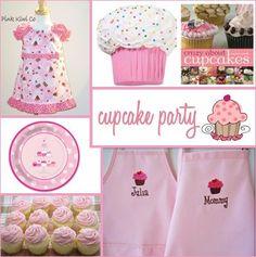 Design Dazzle Cupcake Party - Birthday Party Ideas » Design Dazzle