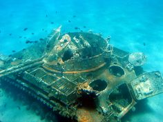Underwater scenery in the Red Sea at Aquaba...