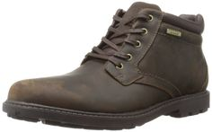 Rockport Men's Rugged Bucks Waterproof Boot,Tan,9 M US - http://authenticboots.com/rockport-mens-rugged-bucks-waterproof-boottan9-m-us/