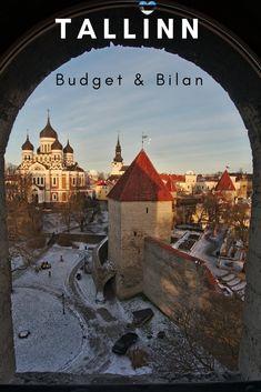 Tallinn - budget de Voyage Nous avons passé 10 jours dans la capitale de l'Estonie, Tallinn. Une ville magnifique et vraiment pas chère. Un voyage en hiver comme on les aime, qui mêle découverte nature, culturelles et gastronomiques. #tallinn #estonie #budget #hiver