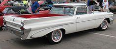 "Pontiac's 1959 El Camino-based prototype, nicknamed ""El Catalina"""