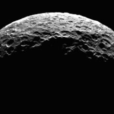 Dawn captures stunning views of Ceres' north pole