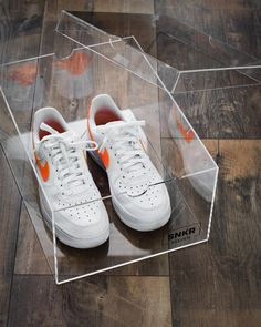 """outlet store 7d262 f8ce2 SNEAKER KEEPER™ on Instagram  """"Fresh from the box 🤩  snkrkeeper   sneakerkeeper  sneakersoftheday  airforce1  nikewomens  freshwhites  hypend   sneakers ..."""