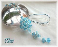 Tisza gyöngyékszerei: Pamina Blue Water