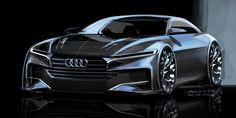 CarDesign Display: best work portfolio and offline - Cardesign.ru - The main resource of the vehicle design. The design of the car. Car Design Sketch, Car Sketch, Design Cars, Design Design, Design Autos, Allroad Audi, Audi Cars, Audi Tt, Cars And Coffee
