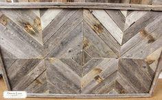 Wood wall - Eugene Francis Designs - inside Gracie Lane