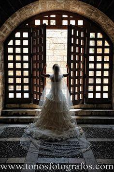 IMPRESIONANTE FOTO!!! #fotografosbodasMallorca, #fotografia, #wedding, #creativo, #boda