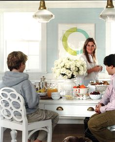 aerin lauder kitchen | Inspired Obsessions :: Aerin Lauder and Robert Mangold