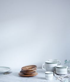 Adorable breakfast plates...