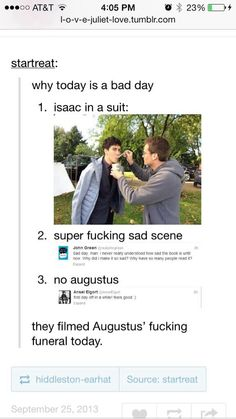 I'm so not ready to see this film. #tfios #johngreen
