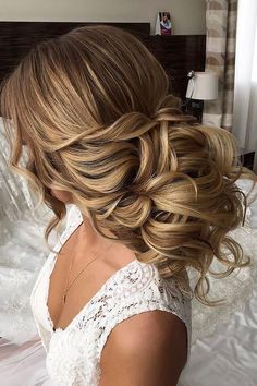Bridal Hairstyles : 36 Most Outstanding Wedding Updos For Long Hair See more: www.weddingforwar.