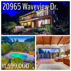 sale 20965 Waveview Dr., Topanga Canyon $1,599,000  Warm and inviting 4 bd/3ba Englis... Check more at http://homesnips.com/snip/20965-waveview-dr-topanga-canyon-1599000-warm-and-inviting-4-bd3ba-englis/
