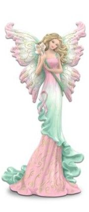 Breast Cancer Support Fairy