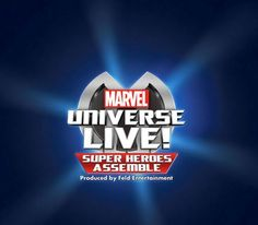 Marvel Universe Live tickets - O2 Arena - London Marvel families unite! For the first time ever, iconic Marvel Super Heroes and villains will be brought to life in a spectacular live action family arena show, when Marvel Universe LIVE! Super Heroes  http://www.comparestoreprices.co.uk/january-2017-3/marvel-universe-live-tickets--o2-arena--london.asp
