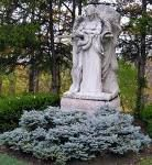 the sculptures are AMAZING! Cleveland Rocks, Cleveland Ohio, Lakeview Cemetery, Gardens Of Stone, Cemetery Angels, Angel Sculpture, Grave Markers, County Seat, Everything Is Awesome