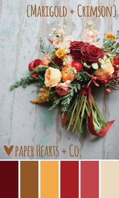 Palette Love: Paper Hearts + Co. #paperheartsco #colorpalette #weddinginspiration