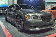 300 SRT Front Angle by AntonStetner, via Flickr  #detroitautoshow #naias