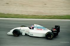 1994 Tyrrell 022 - Yamaha (Ukyo Katayama)