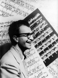 Dave Brubeck - American jazz pianist and composer, considered to be one of the foremost exponents of cool jazz. Photo by Carl Van Vechten, 1954 Jazz Artists, Jazz Musicians, Dave Brubeck, Instruments, Cool Jazz, Celebrity Deaths, All That Jazz, Smooth Jazz, Jazz Blues