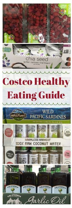 A Healthy Guide to Shopping at Costco. The best buys for clean eating.