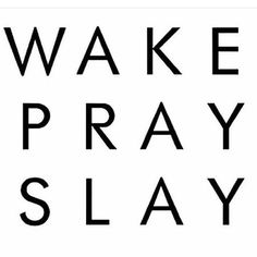 .... WAKE PRAY SLAY TODAY!! #rodanandfields #rf #rflife #complexionobsession by complexionobsession