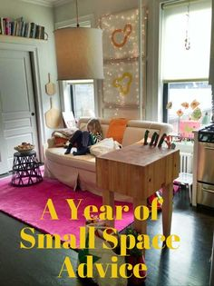 Small and Having It All: A Year of Small Space Advice & Strategies — Best of 2014 | Apartment Therapy
