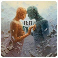 Debra's Loft for Inspiration: The Twin Flame & 11:11