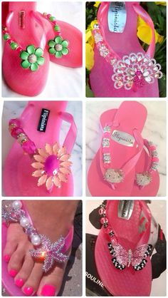 ALL about PINK!!! Flipinista, Your BFF (best flip flop)®