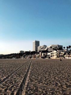 A Santa Monica travel diary